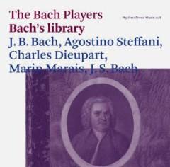 Garrett, David - Bach's Library