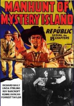 Movie - Manhunt Of Mystery Island