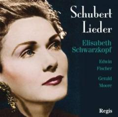 Schwarzkopf, Elisabeth - Schubert: Lieder
