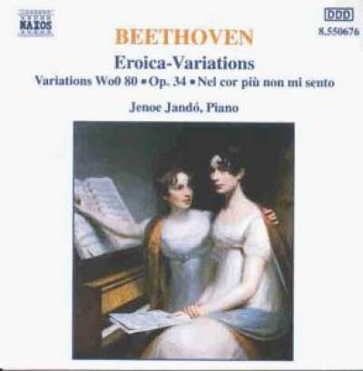 Beethoven, L. Van - Eroica Variations
