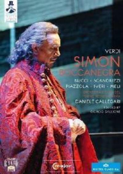 Verdi, G. - Simon Boccanegra