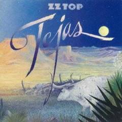 ZZ Top - Tejas  Jap Card