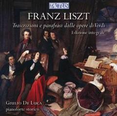 Liszt & Verdi - Transkriptionen & Paraphr