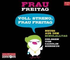 Audiobook - Frau Freitag: Voll..