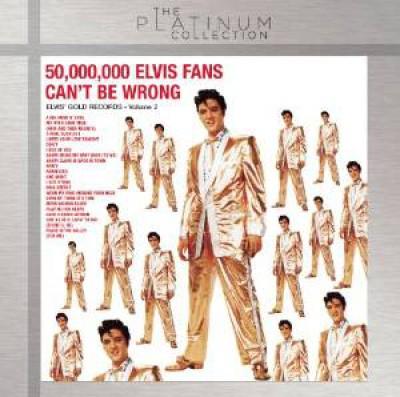 Presley, Elvis - Gold Records Volume 2