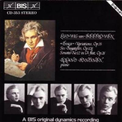 Beethoven, L. Van - Eroica Variations Op.35