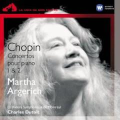 Argerich, Martha - Piano Concertos