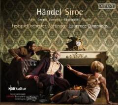 Handel, G.F. - Siroe, Re Di Persia