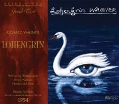 Wagner, R. - Lohengrin (Bayreuth 1954)