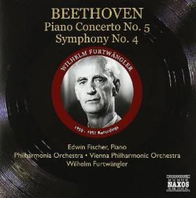 Beethoven, L. Van - Symphony No.4/Piano Conce