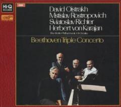 Beethoven, L. Van - Triple Concerto