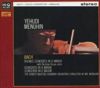 Bach, J.S. - Xr Violin Concertos  Hq