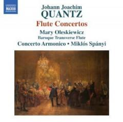 Quantz, J. J. - Flute Concertos