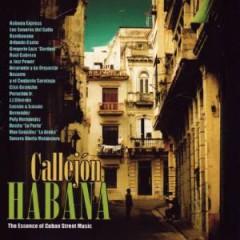VARIOUS ARTISTS - The Essence of Cuban Street Music