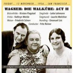 Wagner, R. - Die Walkuere 2.Akt