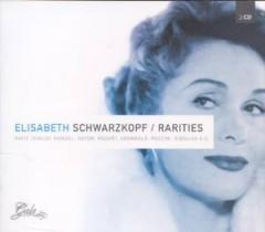 Schwarzkopf, Elisabeth - Rarities