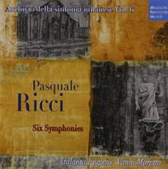 Ricci, P. - Six Symphonies