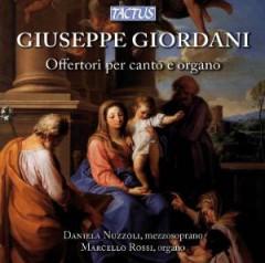Giordani, G. - Offertorien Fuer Stimme &