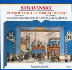 Stravinsky, I. - Petrouchka   Oiseau De..