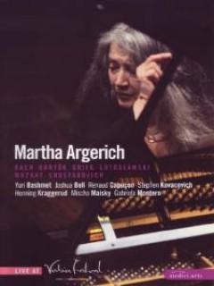 Argerich, Martha - Festival Verbier..