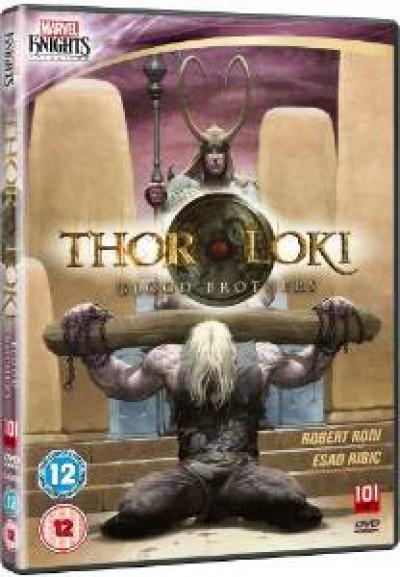 Animation - Thor And Loki: Blood Br..
