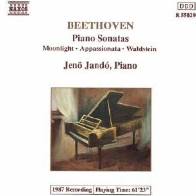 Beethoven, L. Van - Piano Sonatas 14 Moonligh