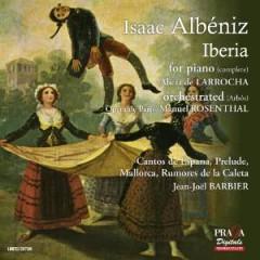 Albeniz, I. - Iberia