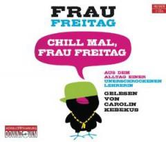 Audiobook - Chill Mal Frau Freitag