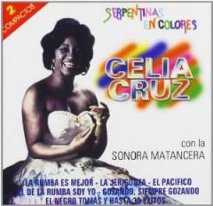Cruz, Celia - Serpentinas En Colores