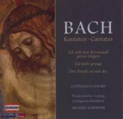 Bach, J.S. - Kantate Bwv56,82,158
