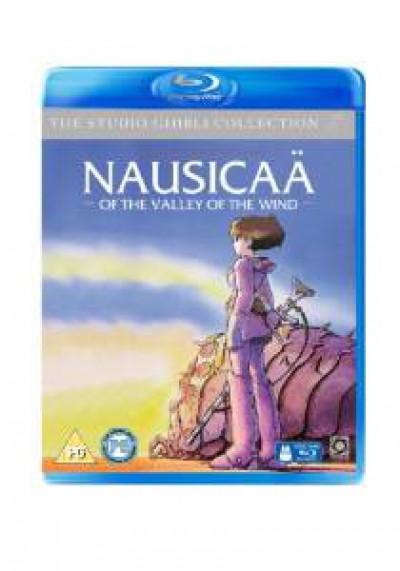 Animation - Nausicaa Of The Valley Of