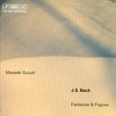 Bach, J.S. - Fantasies & Fugues