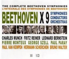Beethoven, L. Van - Complete Symphony