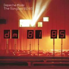 Depeche Mode - Singles 81 85