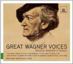 Wagner, R. - Grosse Wagner Stimmen