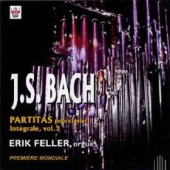 Bach, J.S. - Partitas Pour Clavier