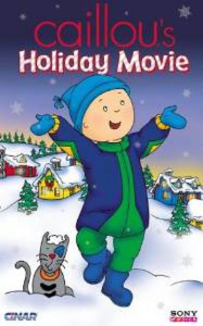Animation - Caillou   Holiday Movie