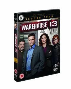 Tv Series - Warehouse 13: Season 4