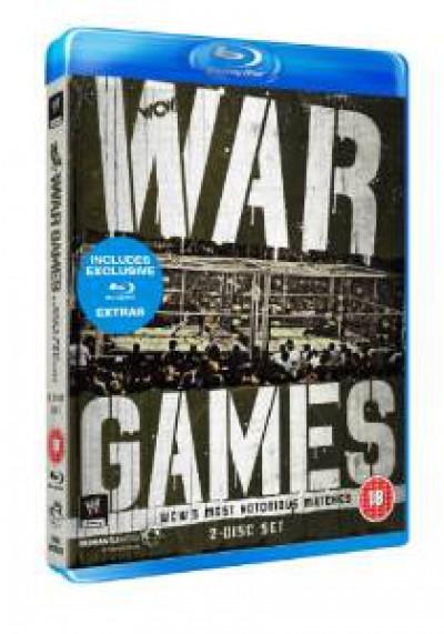 Sports - Wwe   War Games Wcws..