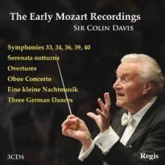 Davis, Colin - Mozart: The Early..