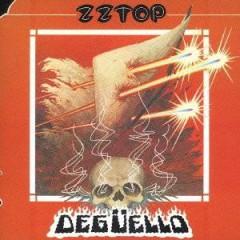 ZZ Top - Deguello  Jap Card