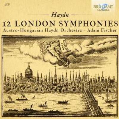 Haydn, J. - 12 London Symphonies