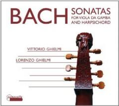 Bach, J. S. - Sonaten Fuer Gambe & Cemb