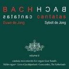 Bach, J.S. - Cantatas Vol.2