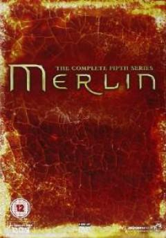 Tv Series - Merlin Complete Series 5