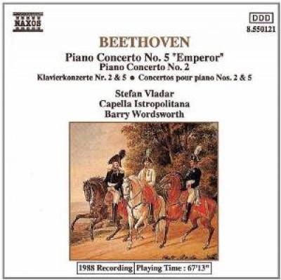 Beethoven, L. Van - Piano Conc.No.2&5