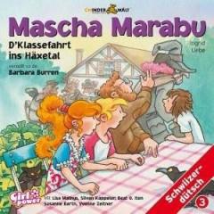 Audiobook - Mascha Marabu 3