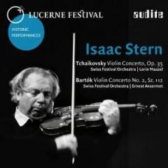 Tschaikowsky & Bartok - Violin Concertos