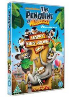 Animation - Penguins Of Madagascar