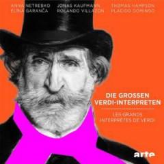 Verdi, G. - Die Grossen Verdi Interpr